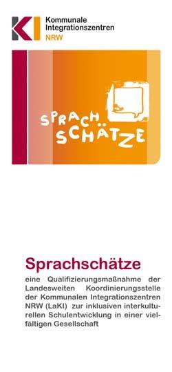 Flyer Sprachschätze2016